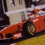 AGAINST THE ODDS (Eddie Irvine)