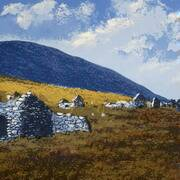 Deserted Village,Achill