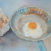 Mary's eggs