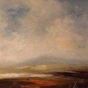Misty Bogland