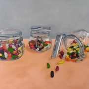 Candy Store Collection 2,Scatter of Jelly Beans