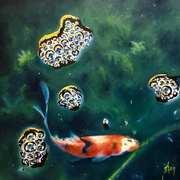 Pond Life KOI 1