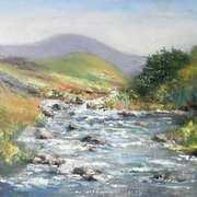 Mountain Stream,Connemara