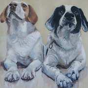 Daisy and Casper