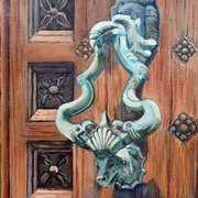 Door Knocker,Sitges