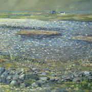 Inland Lake Inish Mor Aran Islands