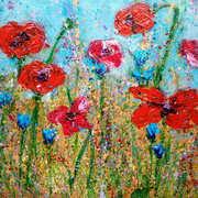Poppy Undergrowth