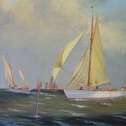 Asgard on the ZuiderZee,1908