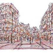 Grafton Street Shoppers