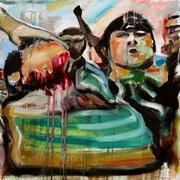 Orange Revolution Ukraine, Green Revolution Iran, Jeans Revolution Belarus