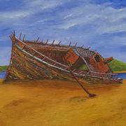 Bunbeg Shipwreck Donegal