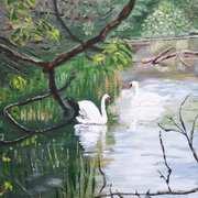 Swords Swans