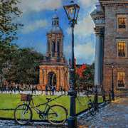 Bicycle,Trinity College