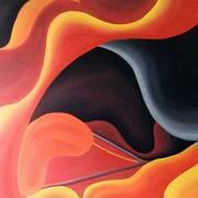 Autumn 4. oil on canvas