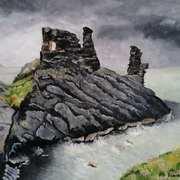 Winter Storm,Black Castle Wicklow