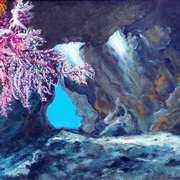 Fonds Marins Sea Cave Egypt