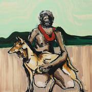 Figure With Dingo