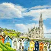 Cobh Painting