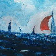 Sails around the Mizen Head