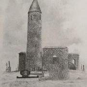 Turlough Abbey,Co.Mayo