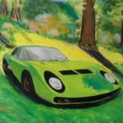 Lamborghini Classic Car
