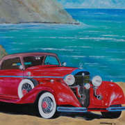 Mercedes Classic Car