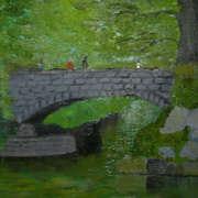 Stephen's Green Bridge