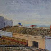 Old quarter Oliva,Valencia