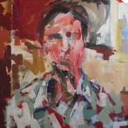 Self portrait 20 years