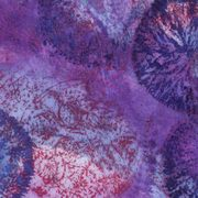Orbital, Textile-Painted