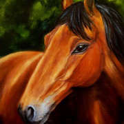 Irish Art, Horse,
