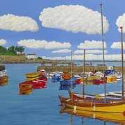 Bulloch Harbour,Dalkey,Co. Dublin