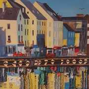Georges Quay Reflections