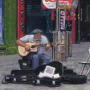 Street Busker