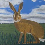 Hare Selfie