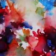 Burst of colour