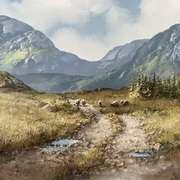 Bog Road,Maam Valley Connemara