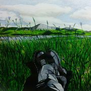 Kickin Back With Croagh Patrick, Pen