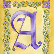 Calligraphy art - A