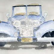 Mercedes Benz 1930s
