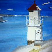 Mollosund Lighthouse