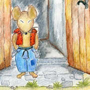 Mouse with empty pockets