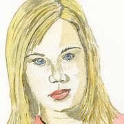Portrait My Daughter