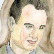 Portrait T. Hanks