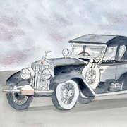 Rolls Royce 1923