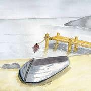 Stillness at the Beach