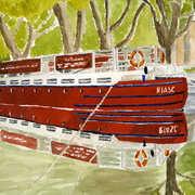 The Barge Dublin