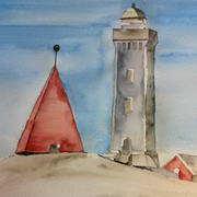 Vinga lighthouse