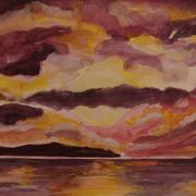 Furbo Beach Sunset
