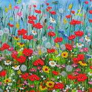 Poppies and Seedheads